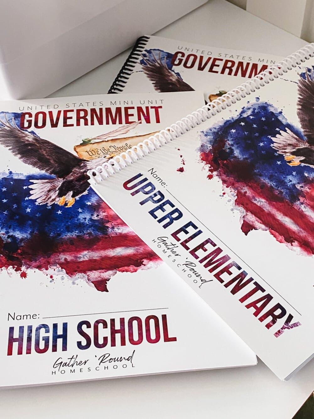 gather round homeschool government 4th grade homeschool curriculum