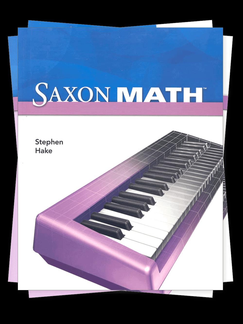 saxon math intermediate 4 curriculum