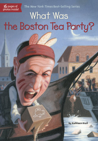 what was the boston tea party reader